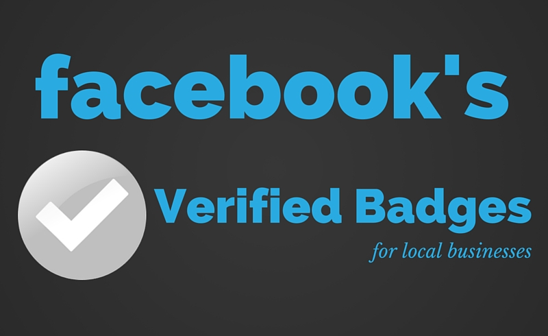 How do I Verify my Facebook Page and get the Grey Verification Badge?