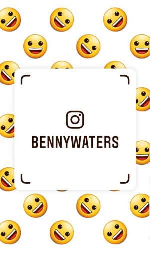bennywaters Instagram